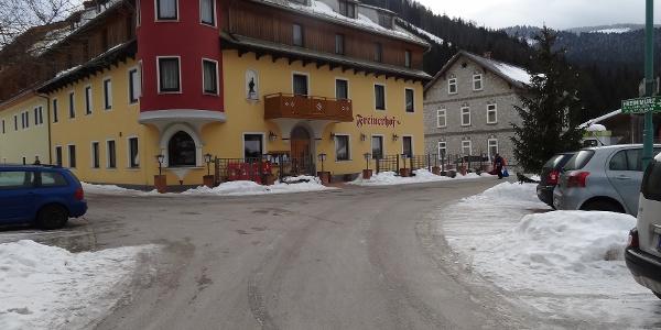 Ausgangspunkt Freinerhof