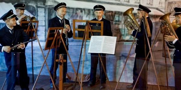 Pfälzer Musikantenland-Museum auf dem Gelände der Burg Lichtenberg