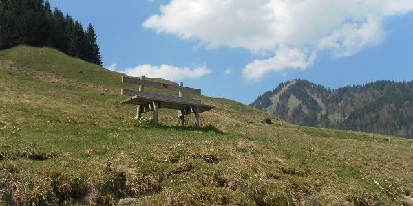 Von Sibratsgfäll nach Schönenbach