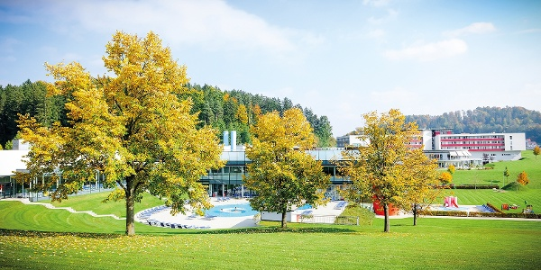 Therme NOVA Köflach im Herbst