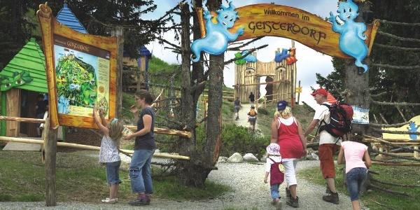 Geisterberg - Erlebnispark am Gernkogel