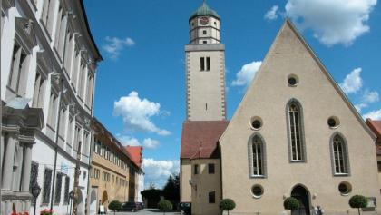 Oettingen ev.Kirche