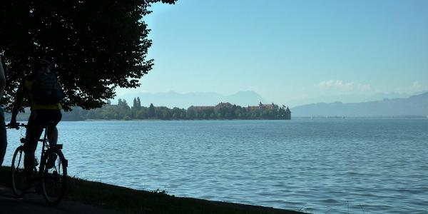 Pause in Lindau