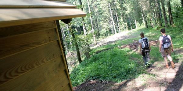 Trekking-Camp Gutellbach