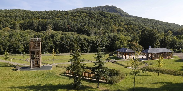 Picnic Center and Forest School of Katalinpuszta