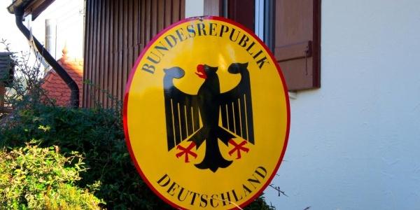 Beim Waldheim liegt Deutschland südlich der Schweiz