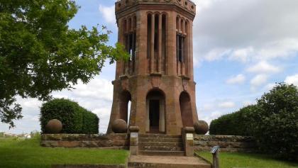 Turm bei Elsasshausen