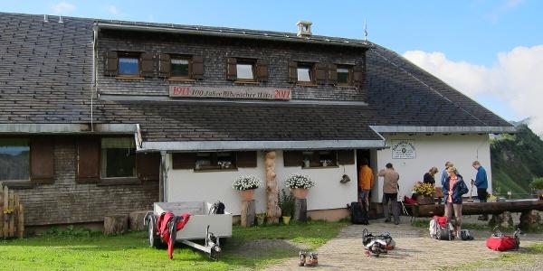 Biberacher Hütte (20. August 2013)