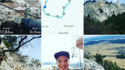 Rundwanderweg inkl. Aufstieg über die Völlerin :)