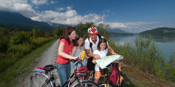 Familienradtour Rosental