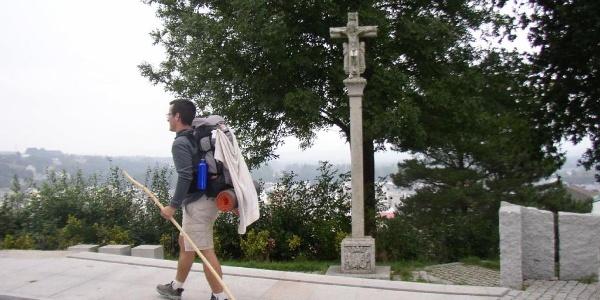 Sarria ist ein wichtiges Etappenziel für Pilger auf dem Jakobsweg.