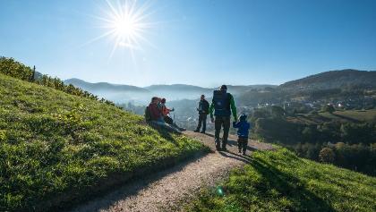 Wandern bei Bühlertal
