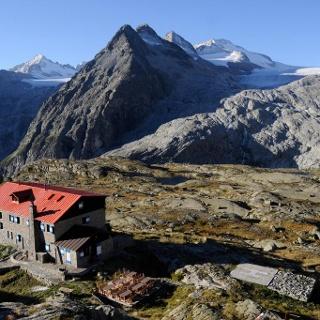 Schutzhütte Mandron «Città di Trento»