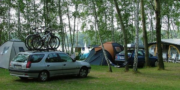 Campingplatz Bergwitzsee