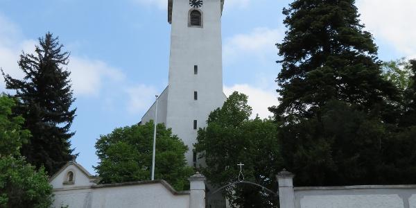 Pfarrkirche in Siegendorf