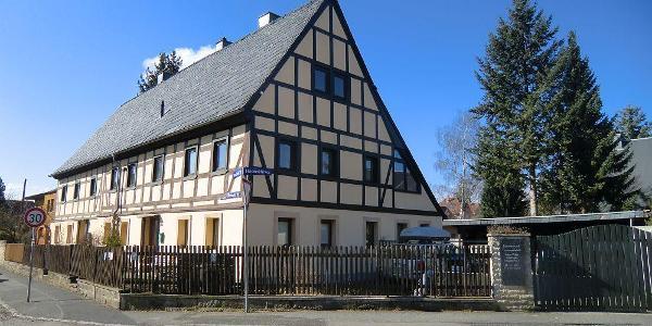 Ullersdorfer Straße, Ecke Heidemühlweg