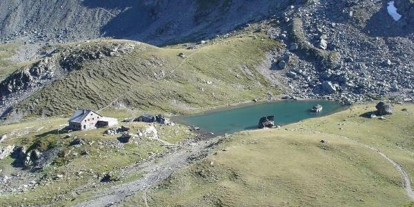 Grialetsch-Hütte SAC