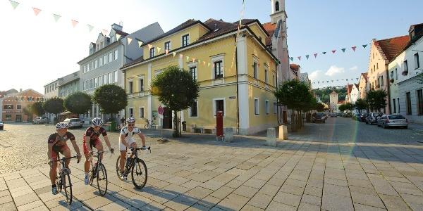 Wittelsbacher Stadt Kelheim