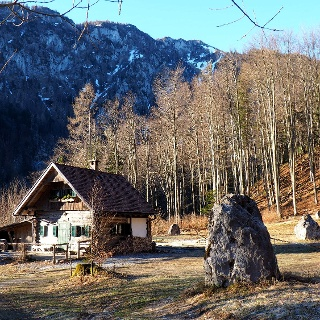 Jagdhütte 760m