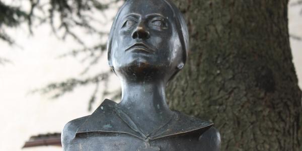 Büste der Edith Stein