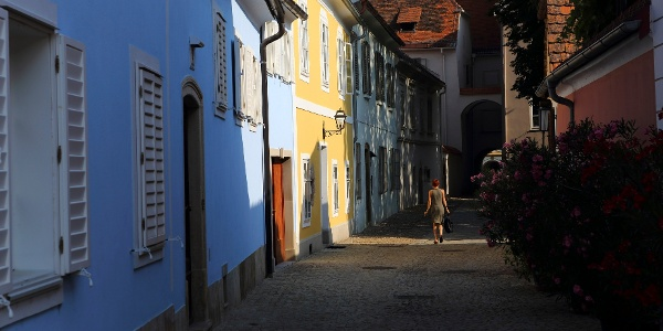 Altstadtflair in Bad Radkersburg