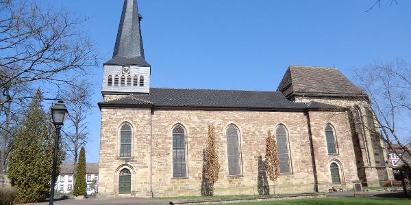 St. Johannis Kirche in Uslar