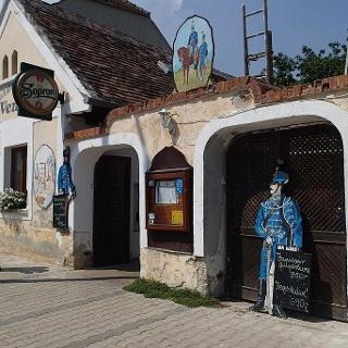Kőszeg, Kék Huszár vendéglő (OKTPH_03_2)