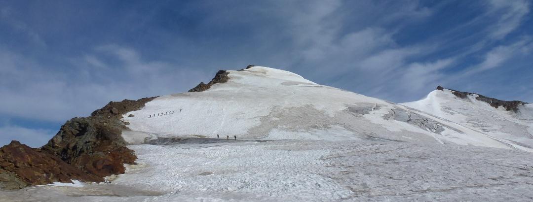 Monte Cevedale und seine Gletscher
