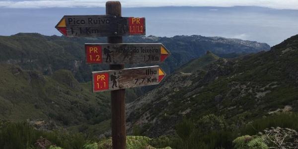 Waymarking Pico Ruivo