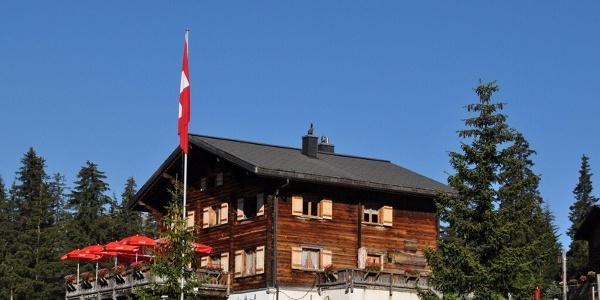 Restaurant Tschugga Sommer