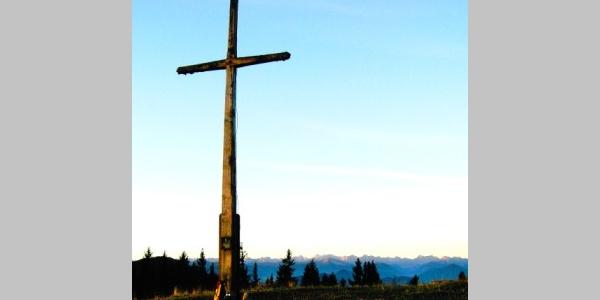 Rechelkopf Gipfelkreuz