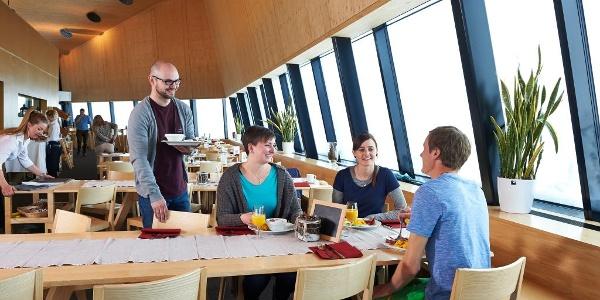 Panoramarestaurant Weisshorngipfel