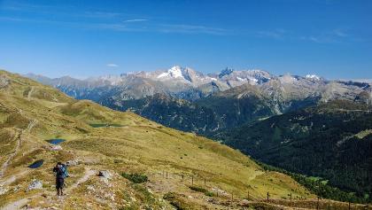 Kammwanderung vom Lichtsee zur Rötenspitze, Obernberg