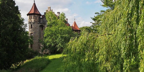 Schloss und Park Neuenhof