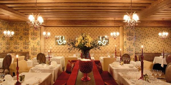 Das Gourmetrestaurant La Vetta