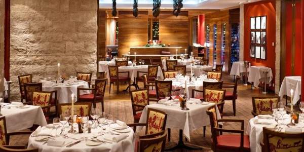 Das Gourmetrestaurant Muntanella