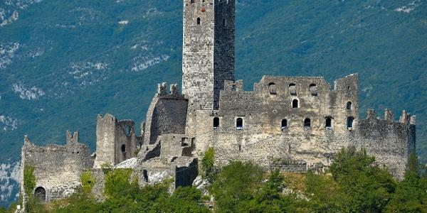 Die Burg von Drena