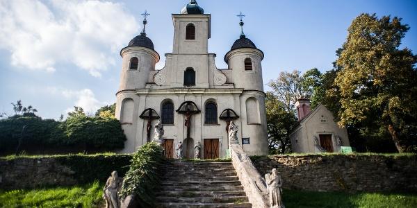Kálvária templom, Kőszeg