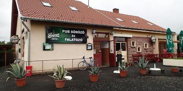 Egyházasrádóc, Pub söröző és falatozó (DDKPH_05)