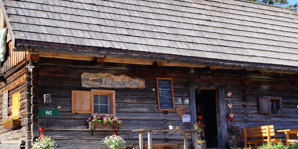 Viehbergalm - Ritzingerhütte
