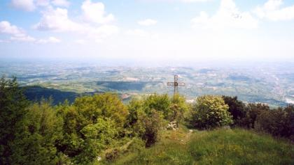 Auf dem Monte Murano