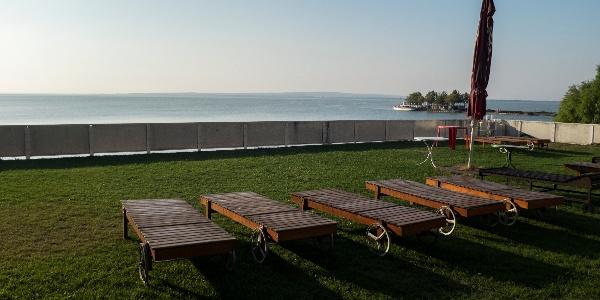 Helikon Beach, Keszthely