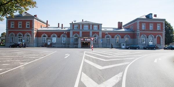 Bahnhof Bützow