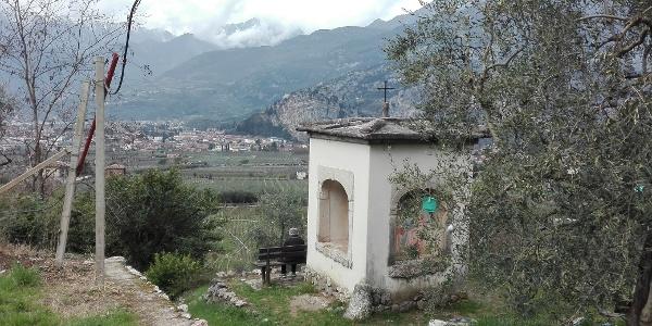 Wayside shrine near Bolognano
