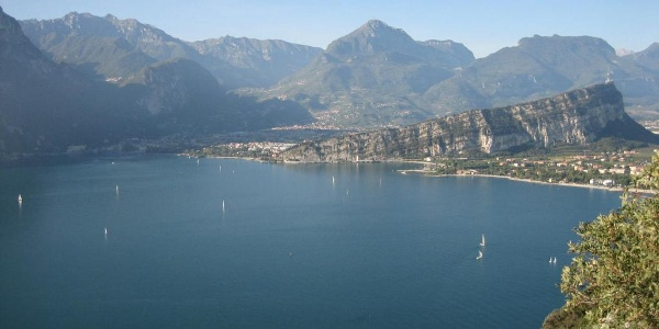"""View from the trail """"Busatte-Tempesta"""""""