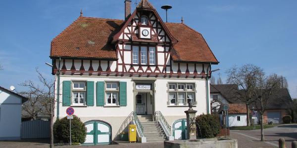 Rathaus Iznang