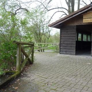 Schutzhütte Zum Alheimer