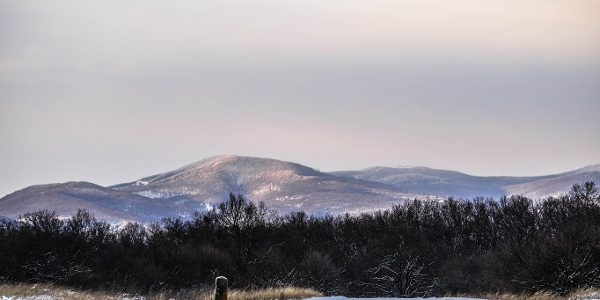Kilátás a Nagy-Hideg-hegy felé