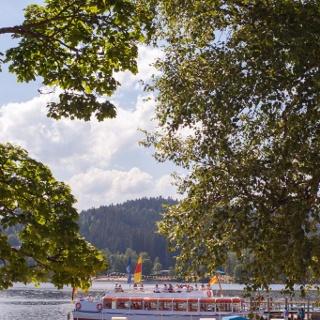 Seepromenade Titisee