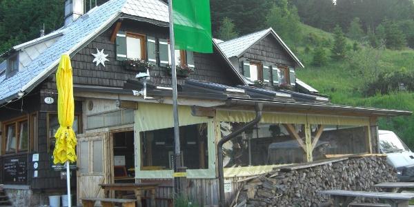 Die Edelweißhütte (17.06.2012)